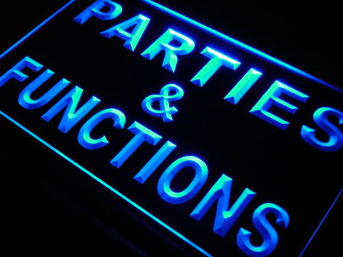 Parties & Functions Services